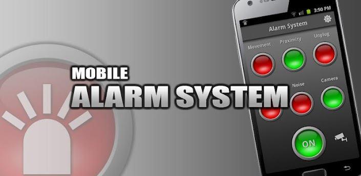 Mobile Alarm System apk