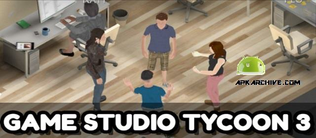 Game Studio Tycoon 3 v1.2.3 APK