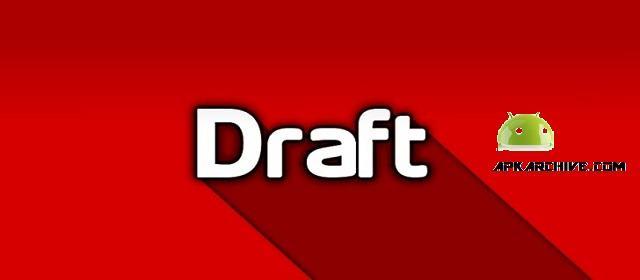 Draft - Icon Pack Apk