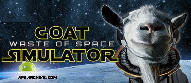 Goat Simulator Waste of Space v1.1.1 APK