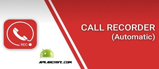 Call Recorder (Automatic) Apk
