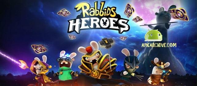 Rabbids Heroes Apk