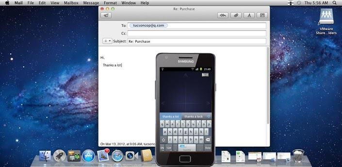 WiFi Mouse HD apk