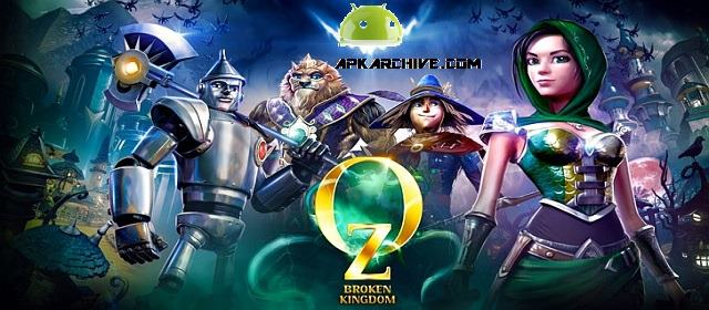 Oz: Broken Kingdom™ v1.3.3 APK