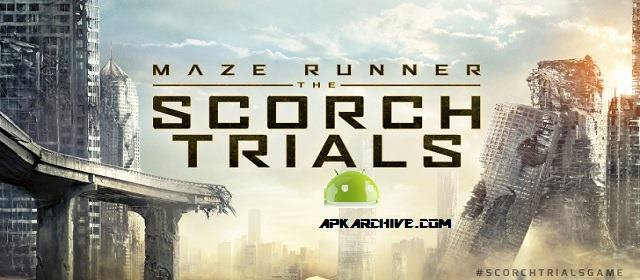 Maze Runner: The Scorch Trials Apk