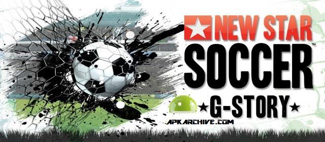 New Star Soccer G-Story Apk
