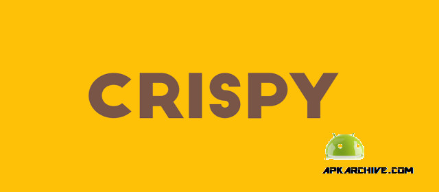 Crispy – Icon Pack v2.0 APK