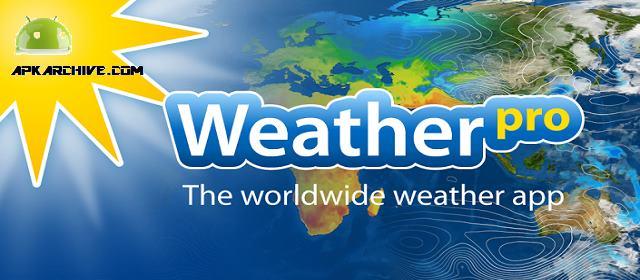 WeatherPro Premium v4.8.6 APK