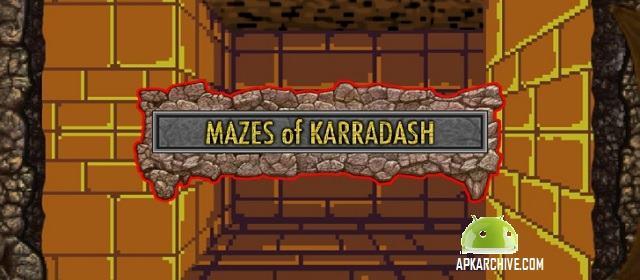 Mazes of Karradash Apk