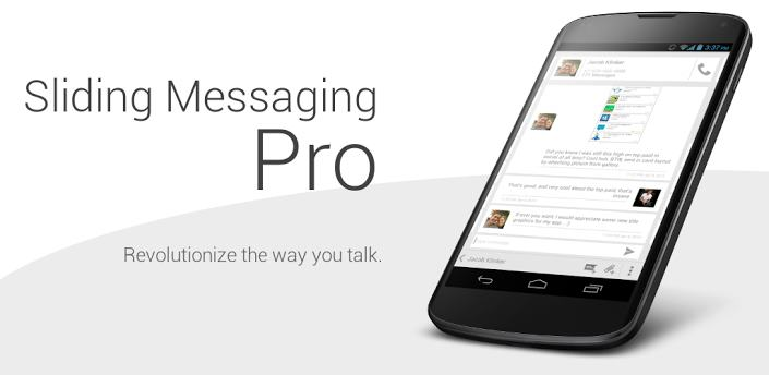Sliding Messaging Pro apk