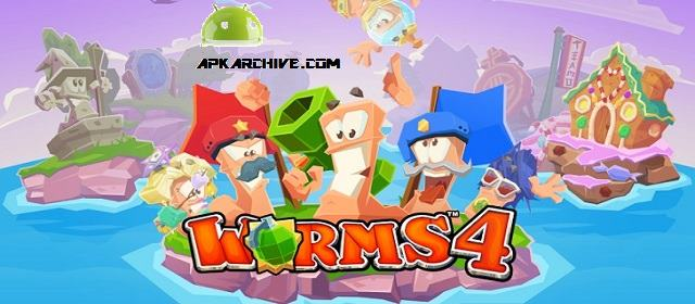 Worms 4 Apk