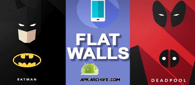 FLAT WALLS v1.0.0 APK