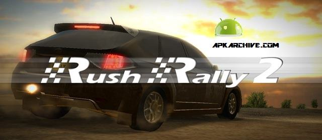 Rush Rally 2 v1.55 APK