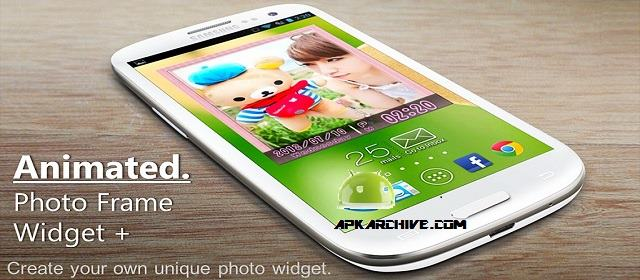 Animated Photo Frame Widget + v6.9.0 APK