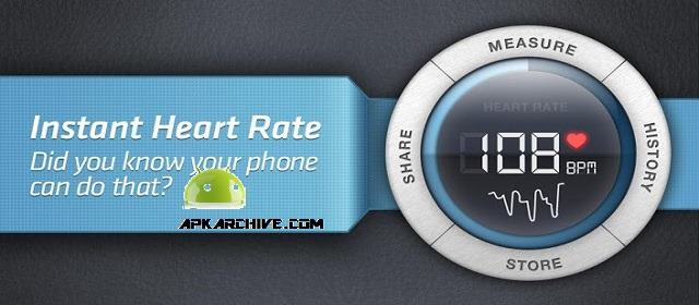 Instant Heart Rate Monitor Pro v5.36.2826 APK