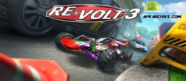 Re-Volt 3 Apk