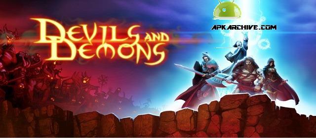 Devils & Demons Arena Wars PE v1.2.1 APK