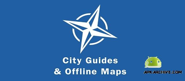 City Guides & Offline Maps Apk