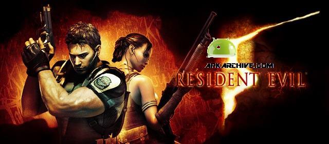 Resident Evil 5 v26 APK