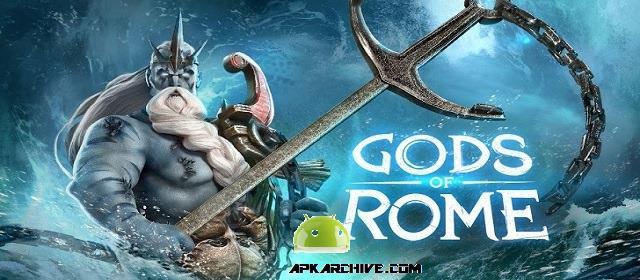Gods of Rome v1.2.1b [Mod] APK