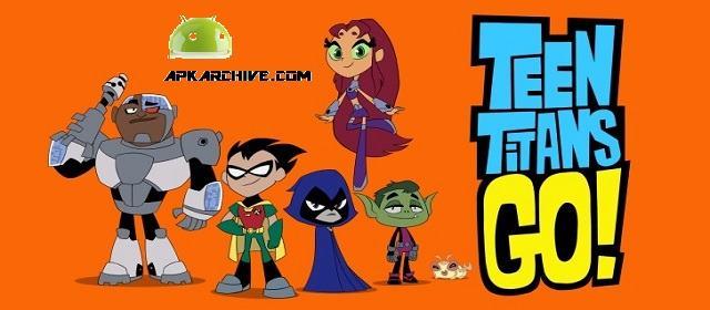 Teeny Titans - Teen Titans Go! Apk