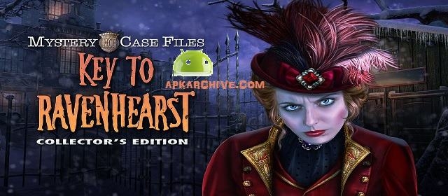 MCF: Key To Ravenhearst (Full) Apk