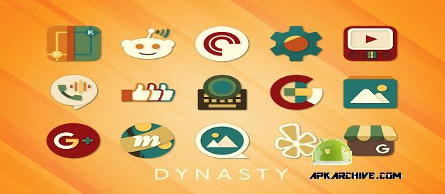 Dynasty Icon Pack v1.51 APK