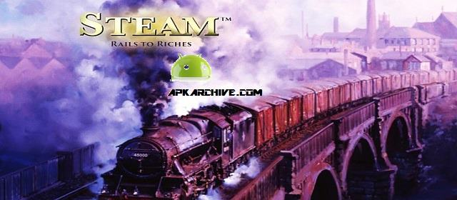Steam™ Rails to Riches v3.1.0 APK