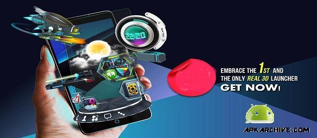 APK MANIA™ Full » Next Launcher 3D Shell v3 7 3 2 APK