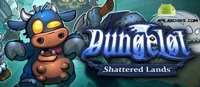 Dungelot Shattered Lands Apk