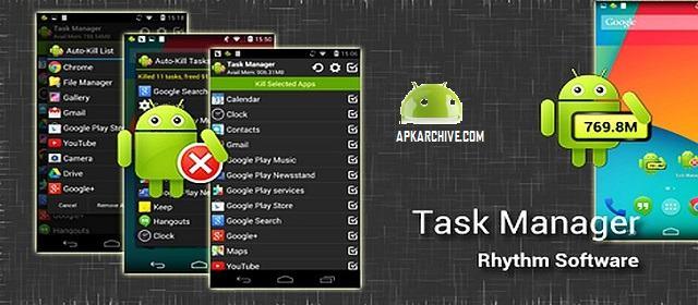 Task Manager Pro Apk