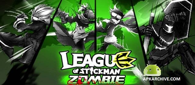 League of Stickman Zombie v1.0.3 APK