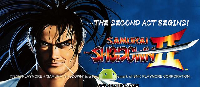 SAMURAI SHODOWN II apk