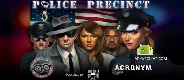 Police Precinct: Online v1.1 APK