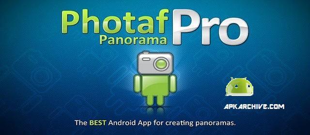 Photaf Panorama Pro v3.2.7 APK