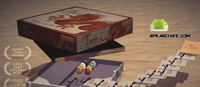 Tsuro – The Game of the Path v1.3.3 APK