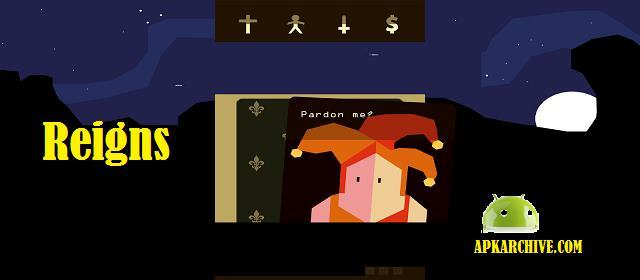 Reigns v1 build 20 APK