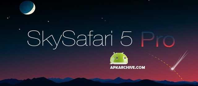 SkySafari 5 Pro Apk