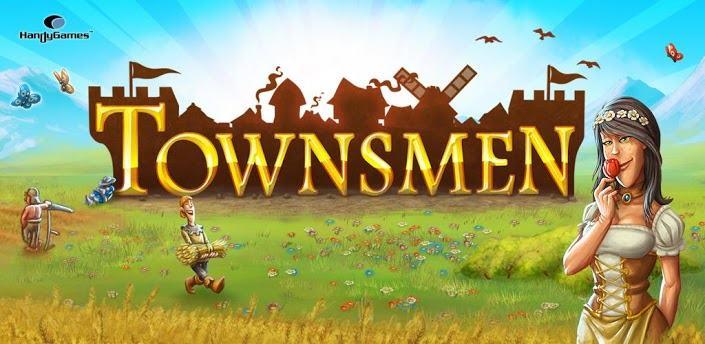Townsmen Premium apk