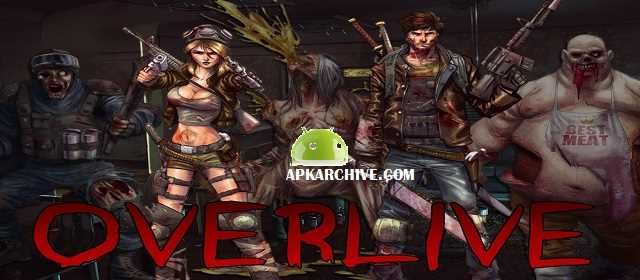 Overlive: Zombie Survival RPG Apk