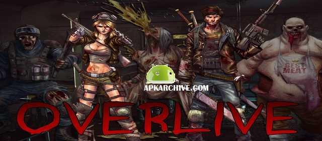 Overlive: Zombie Survival RPG v4.0 APK