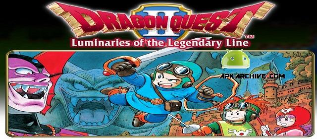 Dragon Quest II Apk