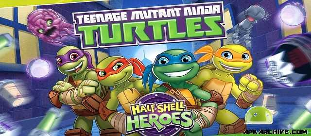 TMNT: Half-Shell Heroes Apk