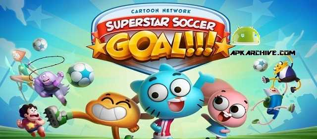 CN Superstar Soccer: Goal!!! Apk