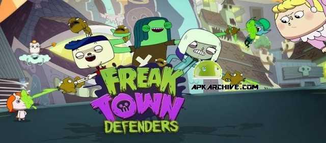 Freaktown Defenders Apk