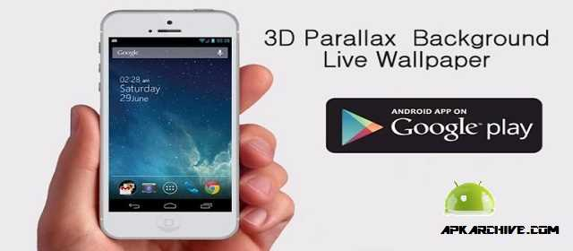 3D Parallax Background v1.32 APK