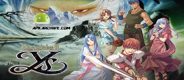 Ys Chronicles II v1.0.3 APK