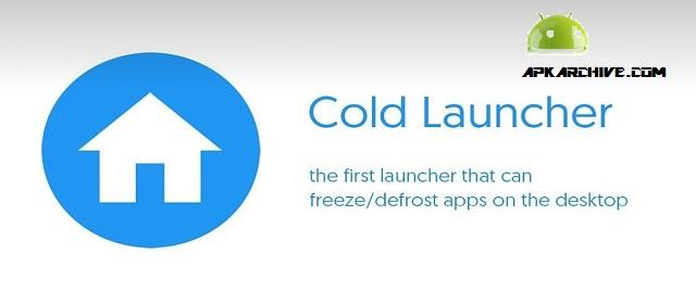 Cold Launcher v8.2 APK