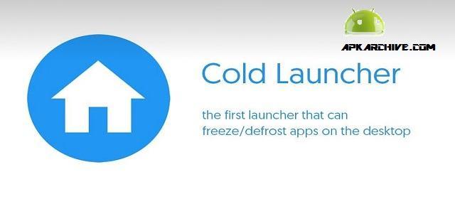 Cold Launcher Apk