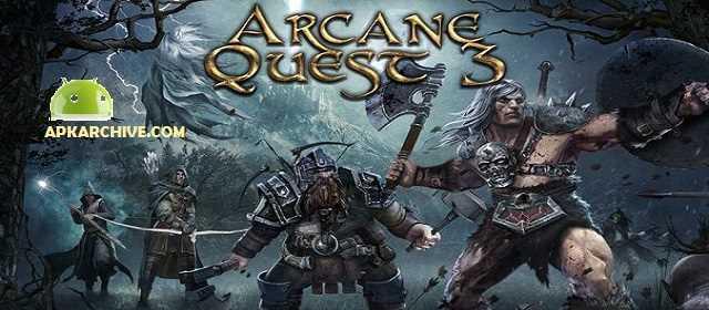 Arcane Quest 3 Apk